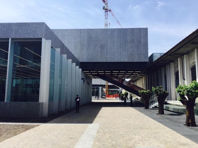 La nuova sede della Fondazione Prada